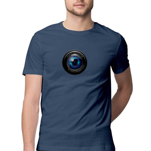 Photography 104 - Short-Sleeve Men's T-Shirt - Tee-Zoo