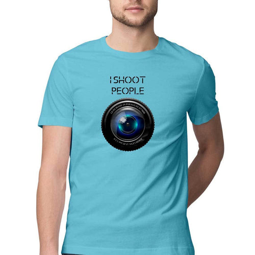 Photography 105 - Short-Sleeve Men's T-Shirt - Tee-Zoo