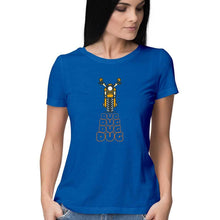 Load image into Gallery viewer, Dug Dug Bike - Short-Sleeve Women's T-Shirt - Tee-Zoo