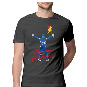 Dhoni Forever - Short-Sleeve Men's T-Shirt - Tee-Zoo