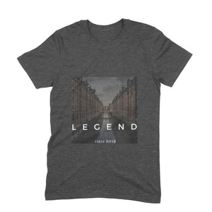 Legend  - Short-Sleeve Men's T-Shirt - Tee-Zoo