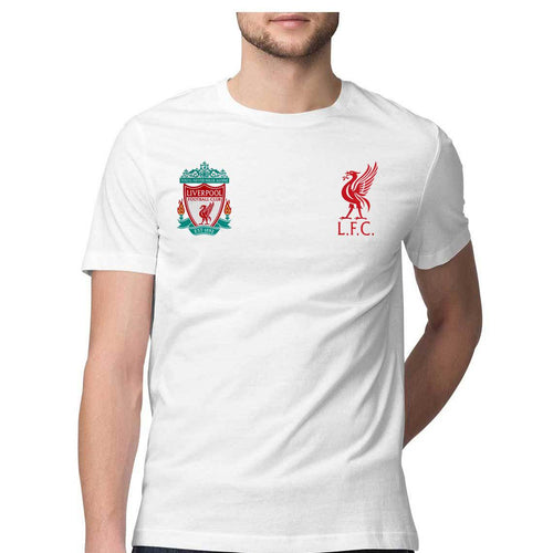 Liverpool LFC - Short-Sleeve Men's T-Shirt - Tee-Zoo