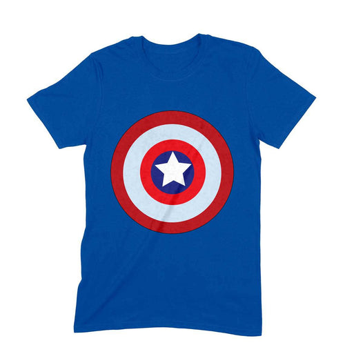 Shield - Short-Sleeve Men's T-Shirt - Tee-Zoo