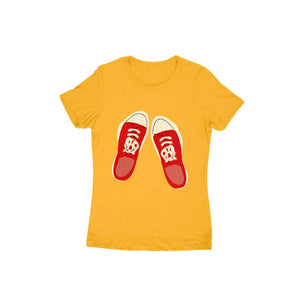 Sneakers - Short-Sleeve Women's T-Shirt - Tee-Zoo
