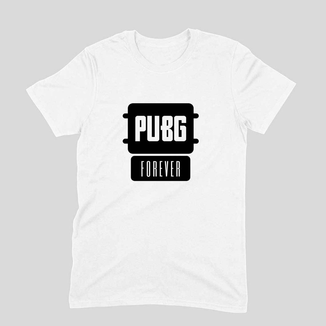 PUBG Forever - Short-Sleeve Men's T-Shirt - Tee-Zoo
