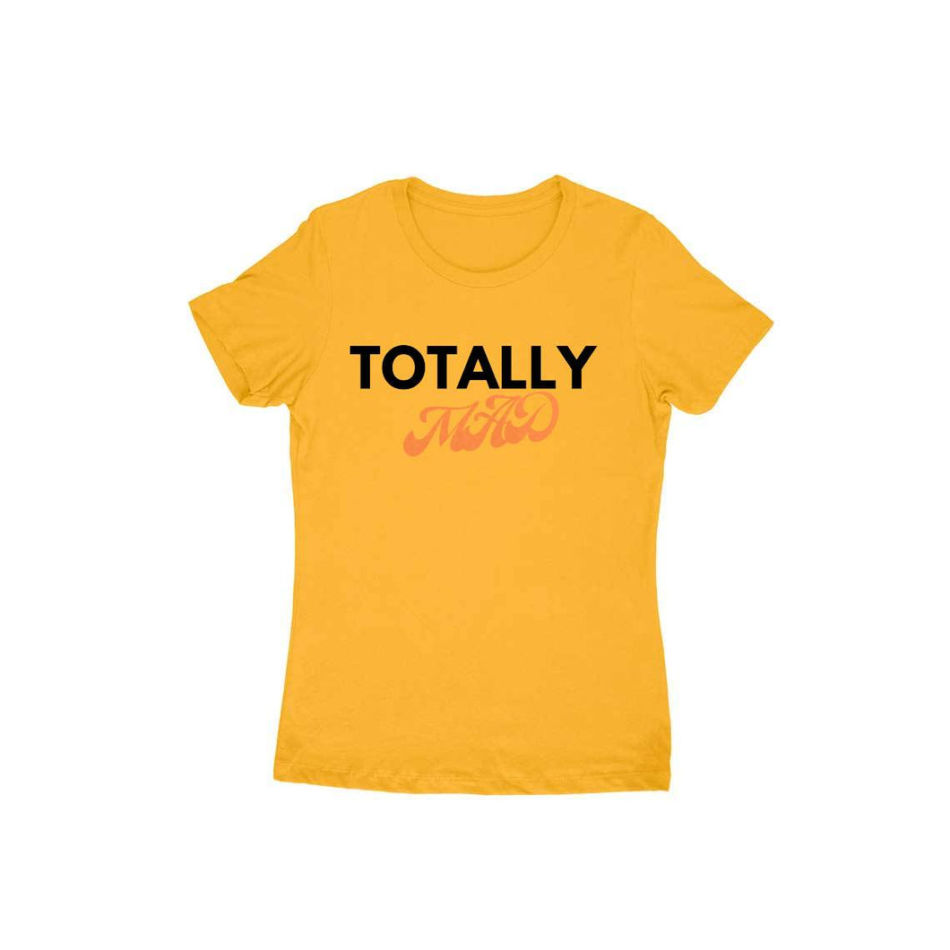 Totally Mad - Short- Sleeve-Women's T-shirt - Tee-Zoo