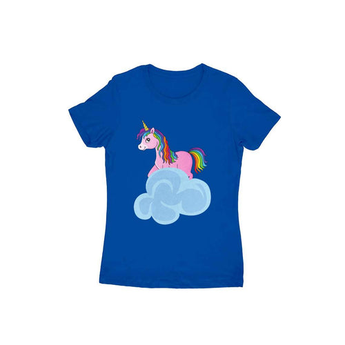 Unicorn 1002 - Short- Sleeve-Women's T-shirt - Tee-Zoo