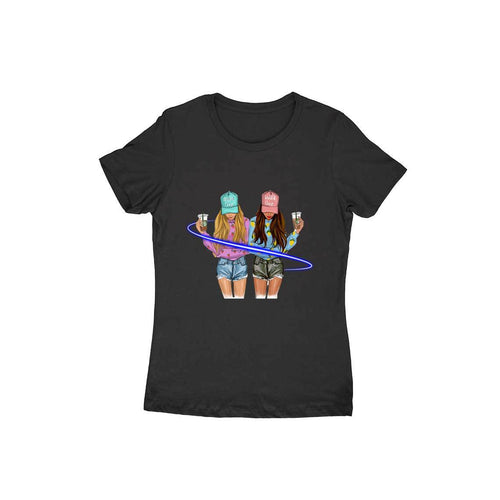BFF - Short- Sleeve-Women's T-shirt - Tee-Zoo