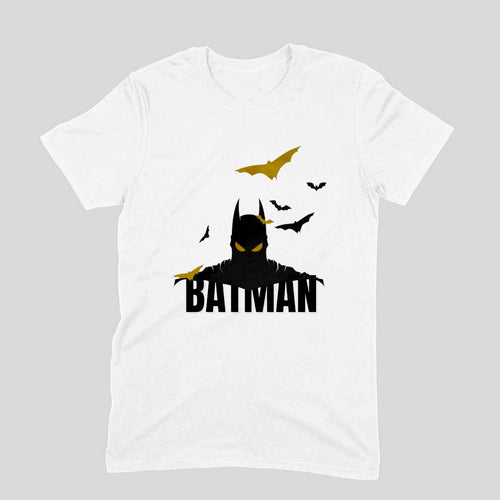 Batman Tee 101 - Short-Sleeve Men's T-Shirt - Tee-Zoo