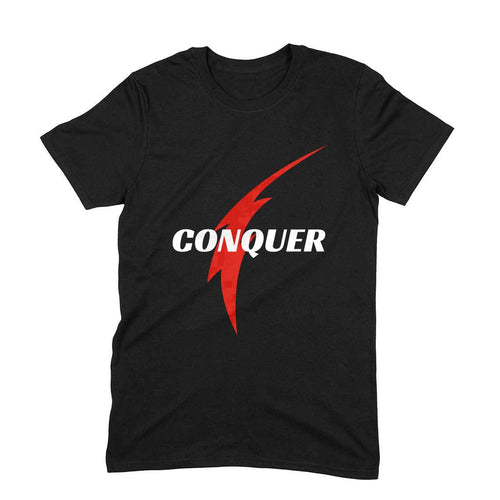 Conquer 101 Tee - Short-Sleeve Men's T-Shirt - Tee-Zoo
