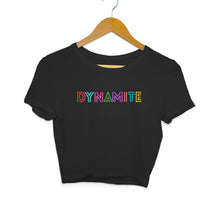 Load image into Gallery viewer, BTS Dynamite - Women's Crop Top - Tee-Zoo