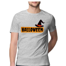 Load image into Gallery viewer, Halloween 01 - Short- Sleeve-Men's T-shirt - Tee-Zoo