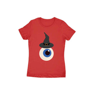 Witch Eye - Short- Sleeve-Women's T-shirt - Tee-Zoo