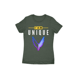I'm Unique - Short-Sleeve Women's T-Shirt - Tee-Zoo