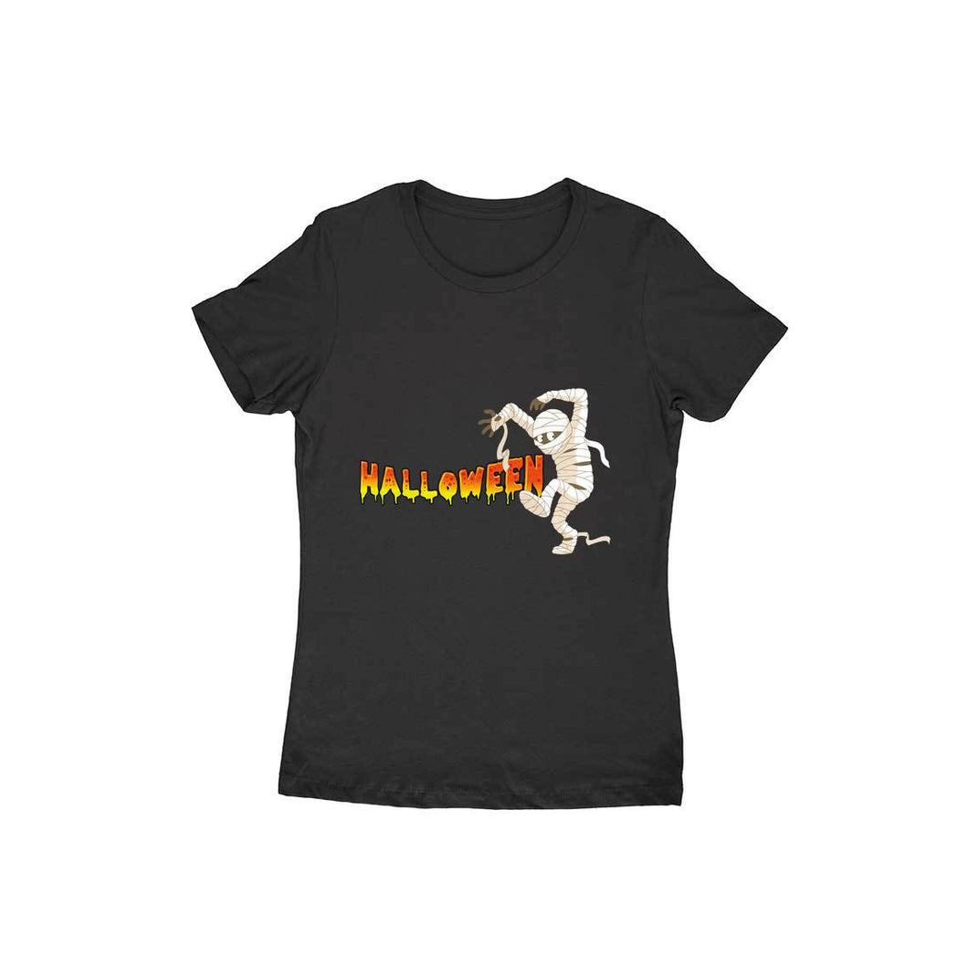 Halloween 102 - Short-Sleeve Women's T-Shirt - Tee-Zoo