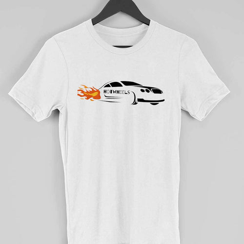 Hotwheels - Short-Sleeve Men's T-Shirt - Tee-Zoo