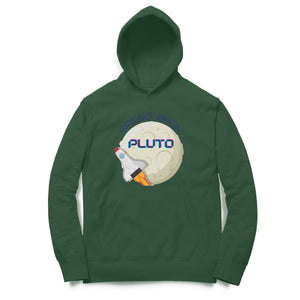 Bring Back Pluto - Full Sleeve Men's Hoodie - Tee-Zoo