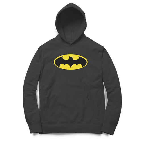 Batman 101 - Full Sleeve Men's Hoodie - Tee-Zoo