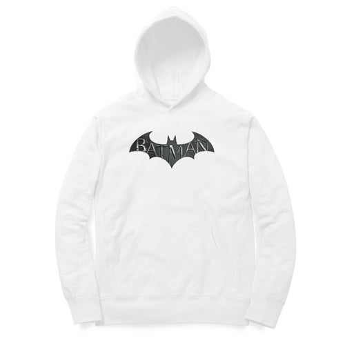 Batman 102 - Full Sleeve Men's Hoodie - Tee-Zoo