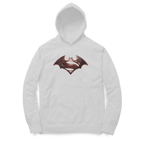 Super Batman - Full Sleeve Men's Hoodies - Tee-Zoo