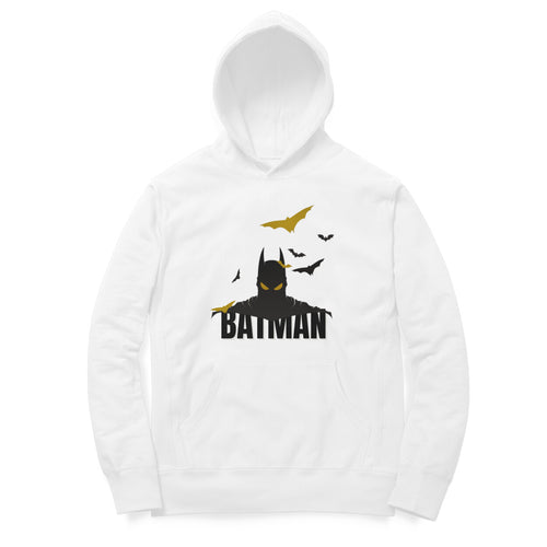Batman 105 - Full Sleeve Men's Hoodie - Tee-Zoo
