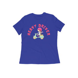 Heavy Driver Top - Short Sleeve Women's T-Shirt - Tee-Zoo