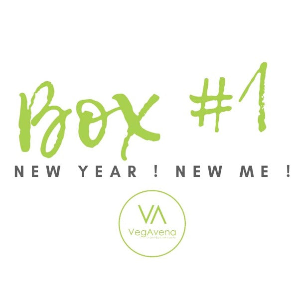 "Box Janvier ""New Year ! New Me !"""