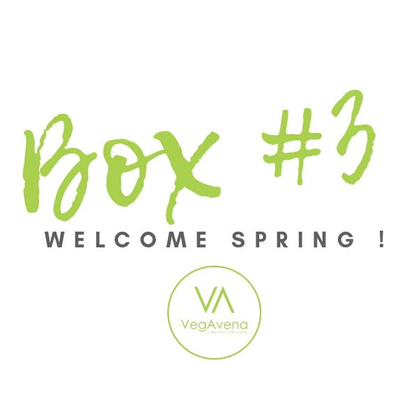 "Box Mars ""Welcome Spring !"""
