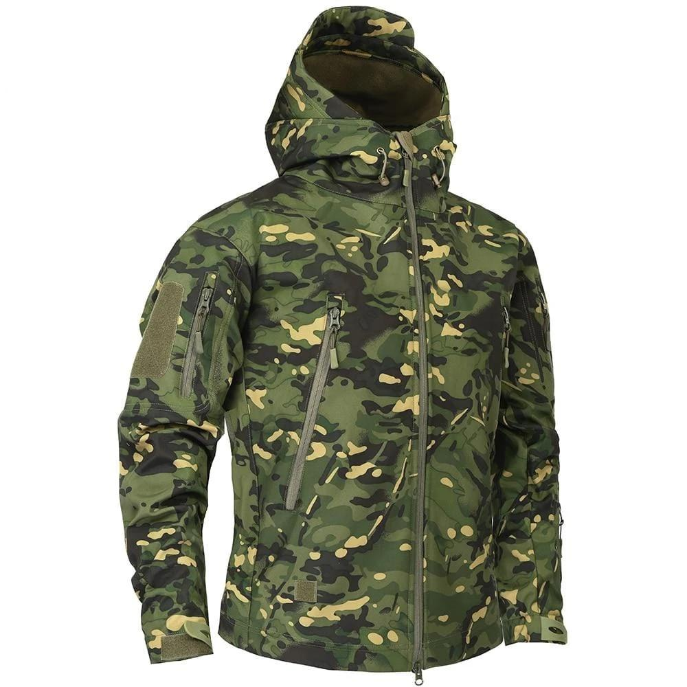 【Limited Stock!!!】Indestructible Tactical Jacket