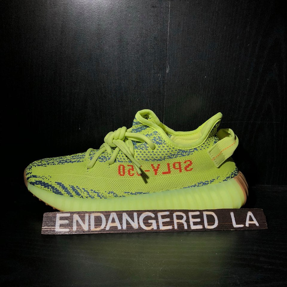 Yeezy 350 V2 Frozen Yellow Sz 8
