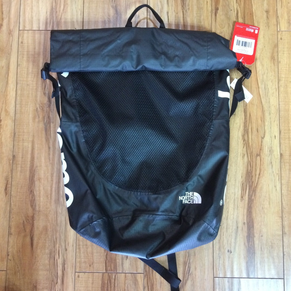 Supreme Backpack TNF Waterproof S/S 17' Black