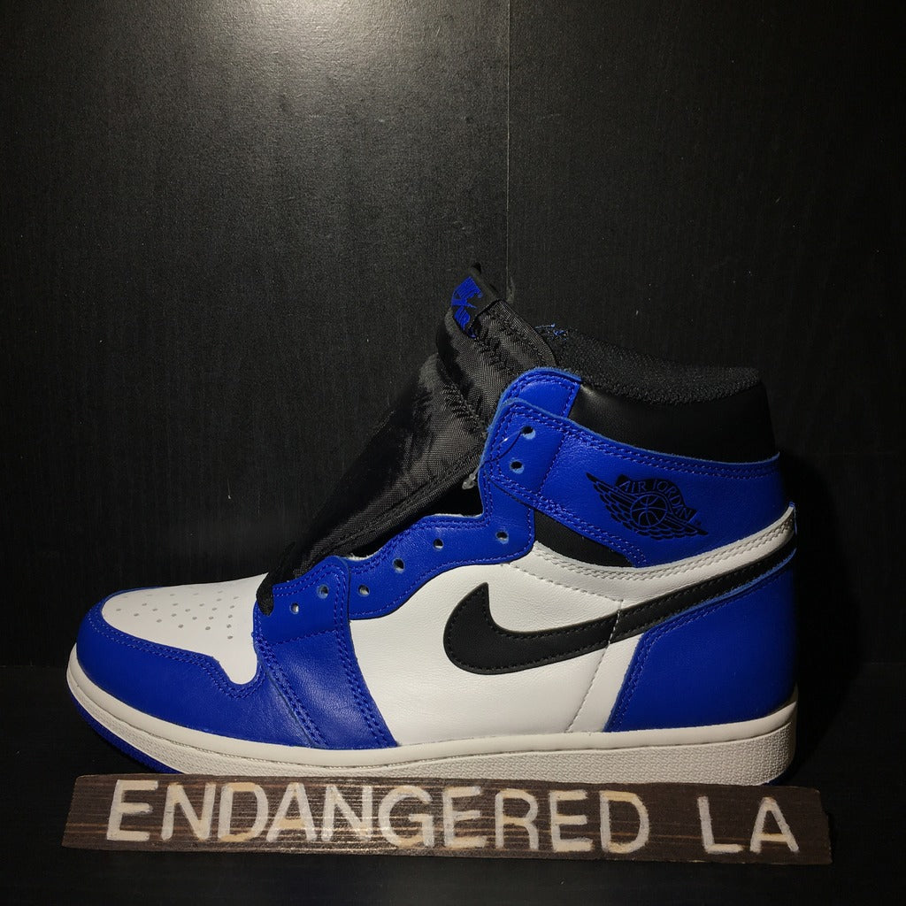 Air Jordan 1 Game Royal Sz 9