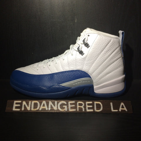 Air Jordan 12 French Blue Sz 13