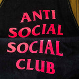 Anti Social Social Club Martha Apron Denim