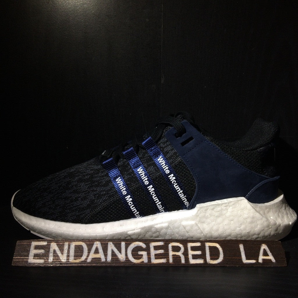 Adidas EQT Support Future White Mountaineering Navy Sz 10.5