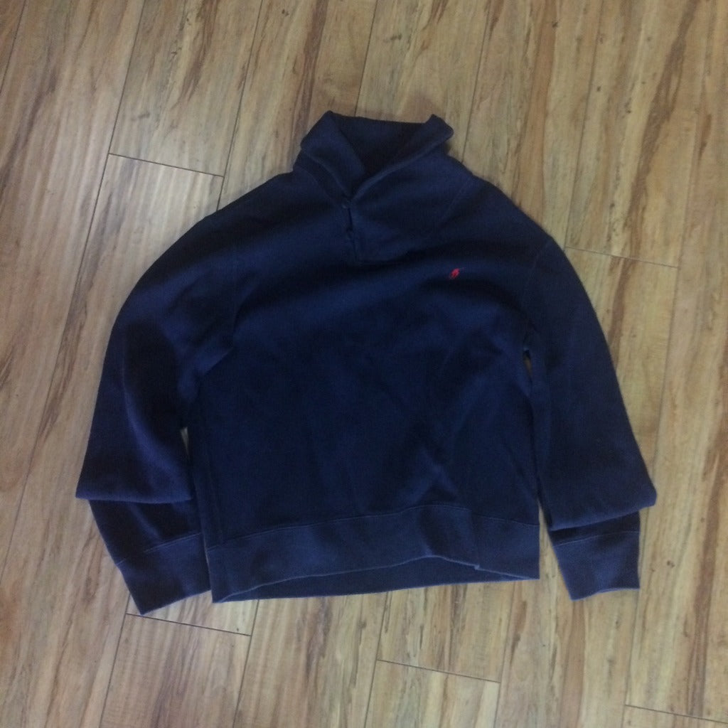 Polo Blue Sz Medium