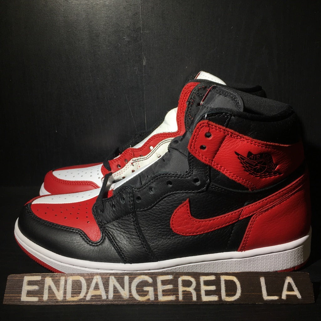 Air Jordan 1 Homage to Home Sz 8