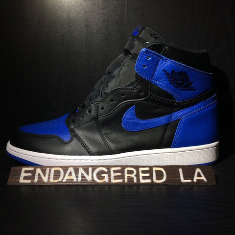 Air Jordan 1 Royal 2017 Sz 12