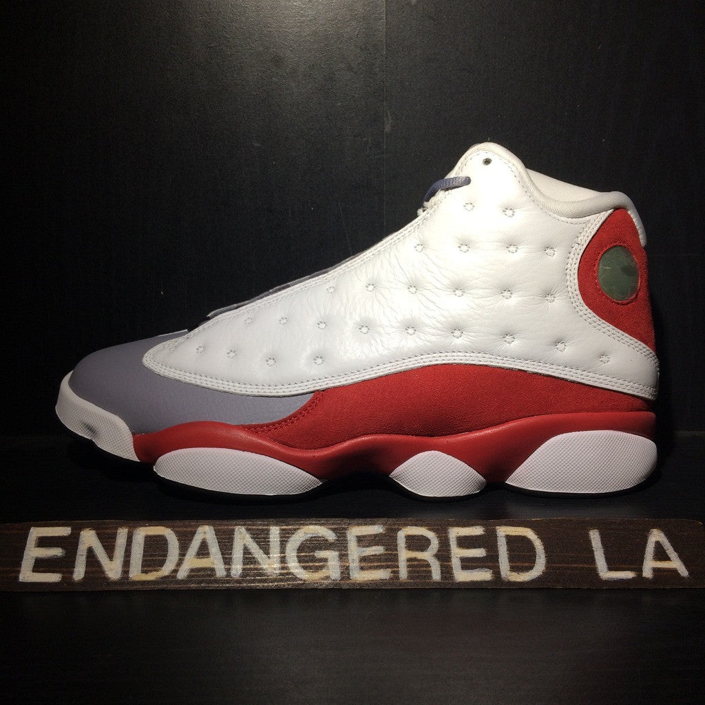 04c51672dcd6df Air Jordan 13 Grey Toe Sz 10.5 – EndangeredLA