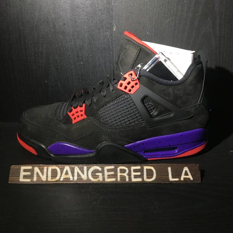 Air Jordan 4 Raptor Sz 13