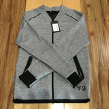 Y-3 Zip up Sweater sz XL