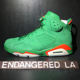 Air Jordan 6 Gatorade Sz 10