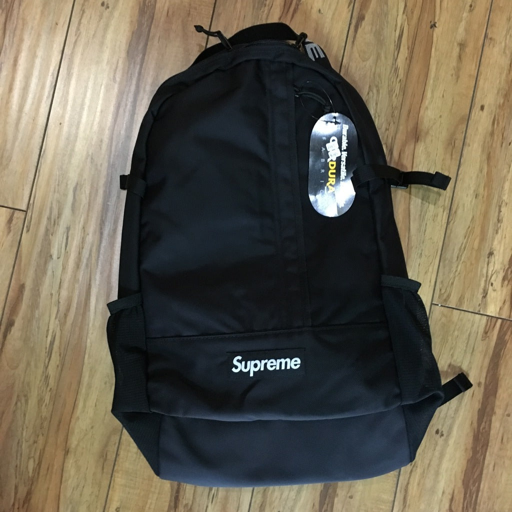 Supreme Backpack Black S 18