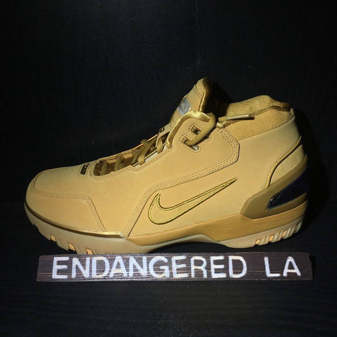Nike Lebron Zoom Generation Wheat Sz 10