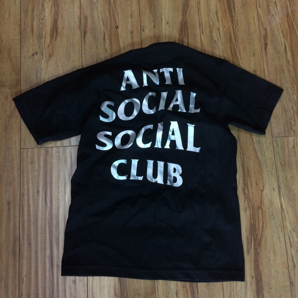 Anti Social Social Club Tee Sz S