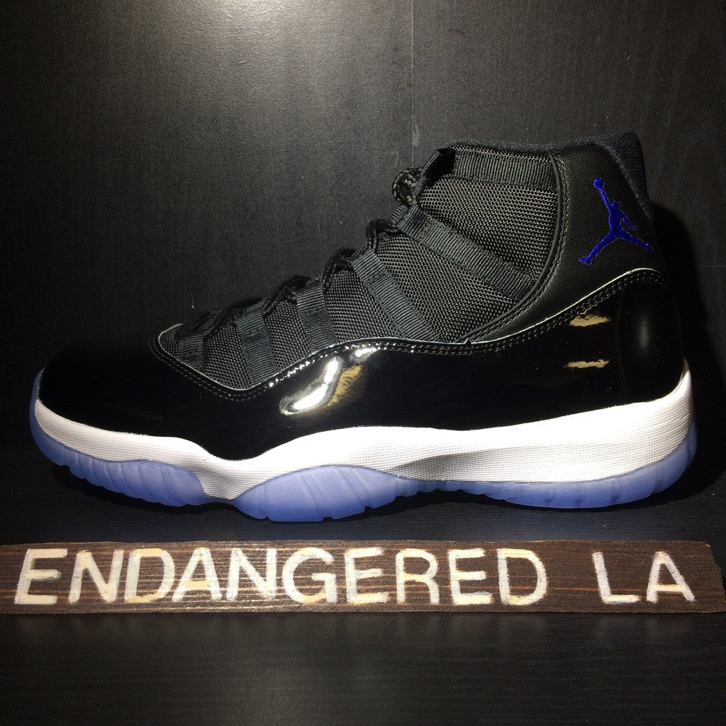 49d43f38dca Air Jordan 11 Space Jam  16 Sz 8.5