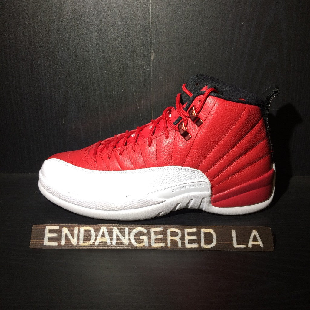 Air Jordan 12 Gym Red Sz 10