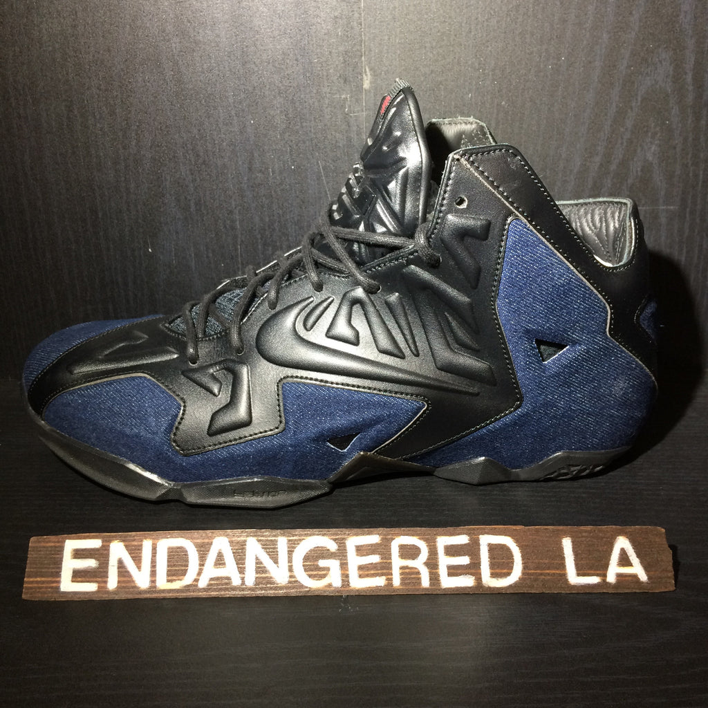 Lebron 11 EXT Denim Sz 10.5