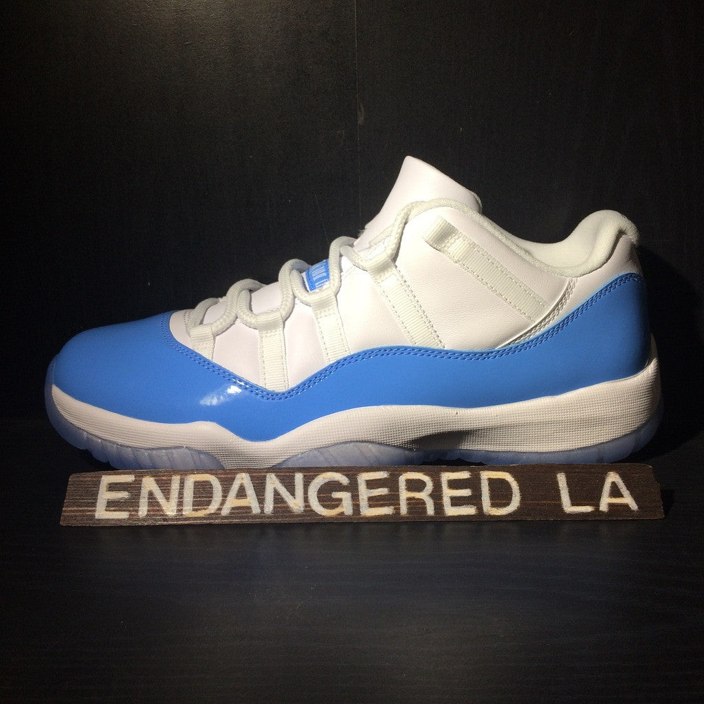 Air Jordan 11 Low University Blue Sz 12