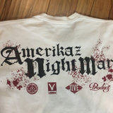 The Infamous Mobb Deep Amerikaz Nightmare Promo Sz XL